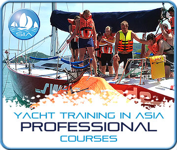 Yacht Training Asia - Professional Courses