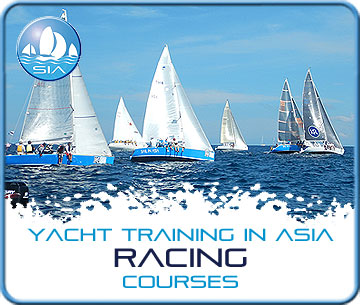 Yacht Training Asia - Racing Courses