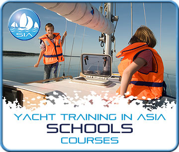 Yacht Training Asia - Schools Courses