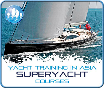 Yacht Training Asia - Superyacht Courses