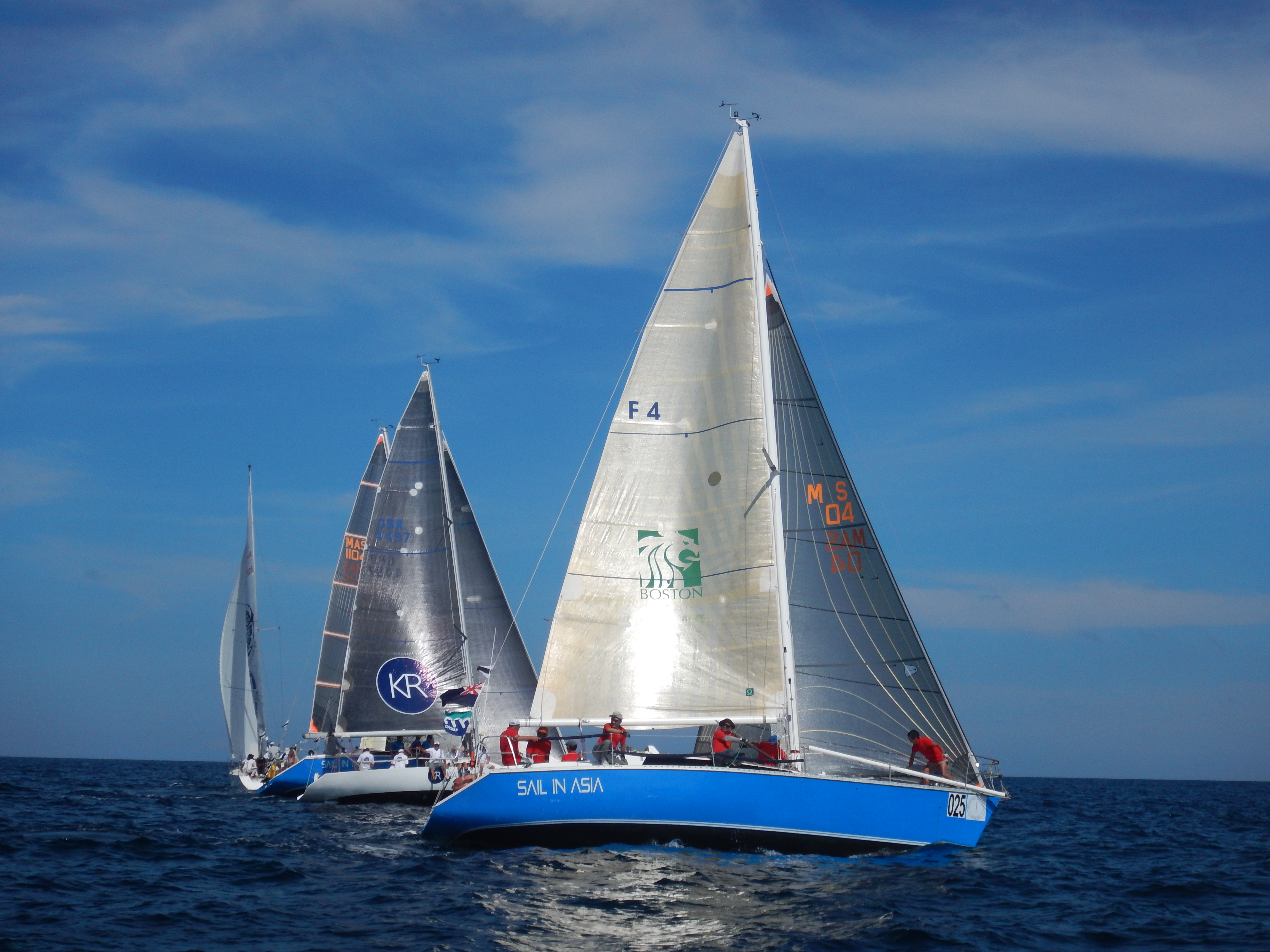 iyt yacht training courses in malaysia