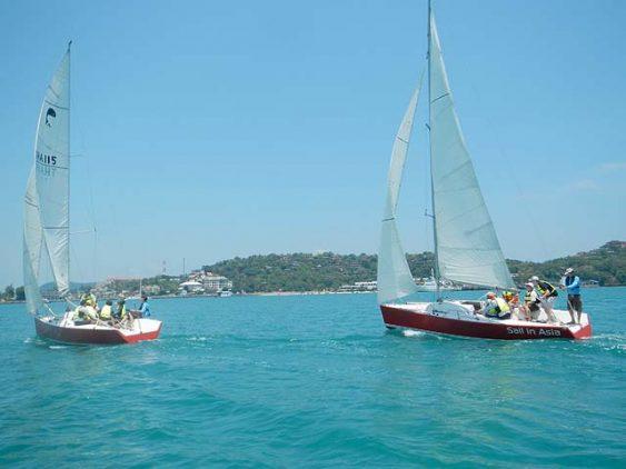 SIA Yachts training schools