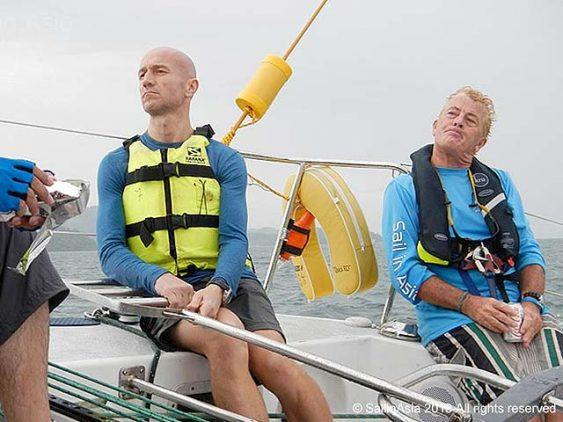 Crew training with SIA
