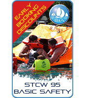 STCW 2010 Basic Safety Training