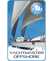 Yachtmaster Offshore Course
