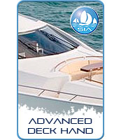 Advanced Deckhand Course