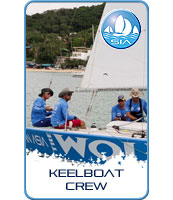 Keelboat Crew Course