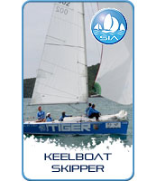 Keelboat Skipper